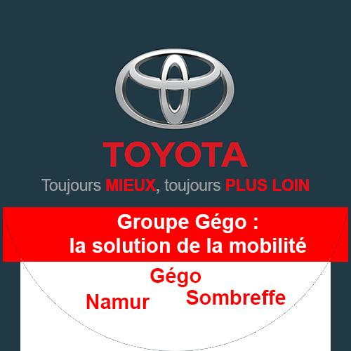 Toyota Gégo